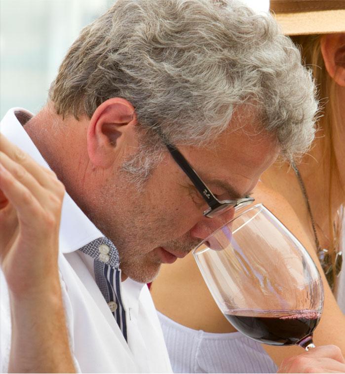 vinistoires – about – dirk de moor tasting
